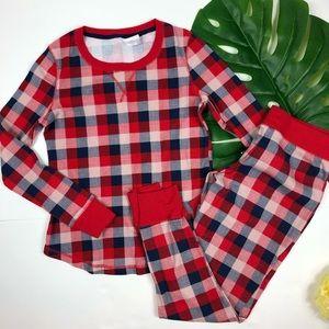 Gilligan & O'Malley sleepwear pajama holiday XS